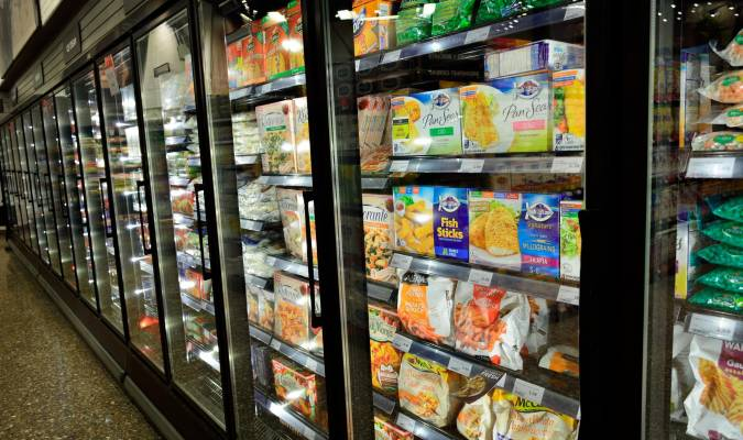 El consumo de productos congelados aumenta en los jóvenes españoles