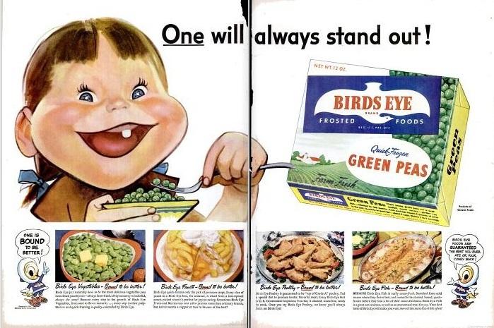 Breve historia de los Alimentos congelados (I)